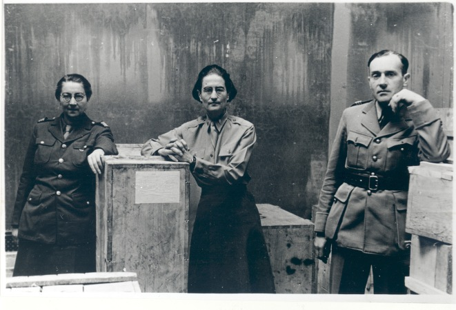 rose-valland-edith-standen-hubert-de-bry-wiesbaden-mai-1946